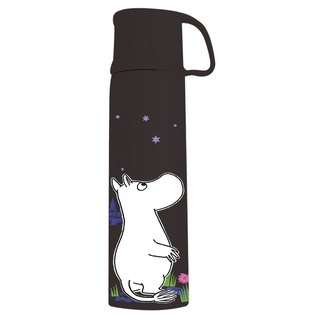 Moomin Moomin - Cup thermos (black / large)