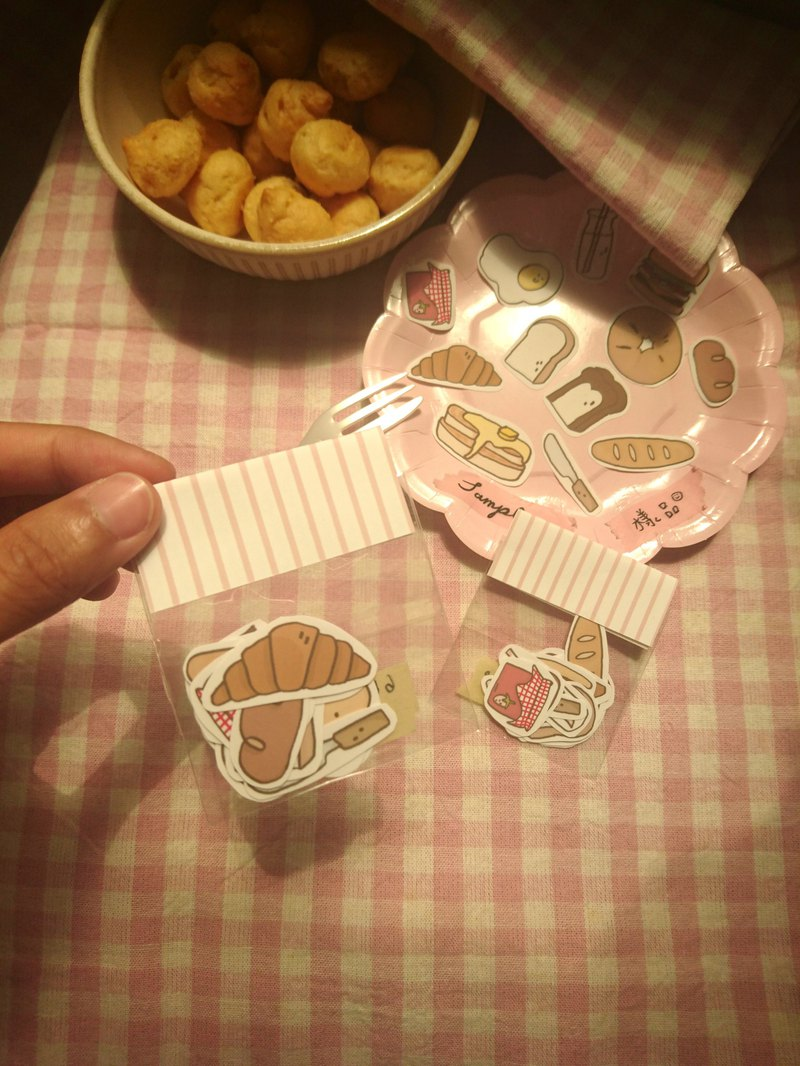 Stickers | Breakfast together