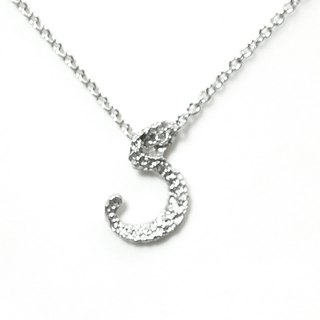 S. / Silver Necklace