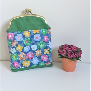 Chalk Bag (Colorful Flowers)