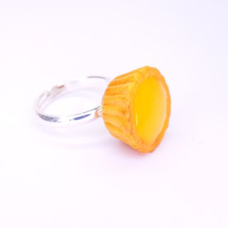 *Playful Design* Egg Tart Ring