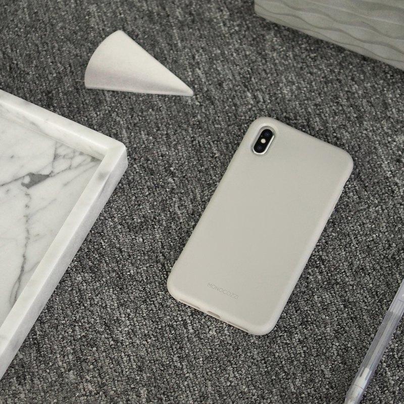 grey iphone xs case