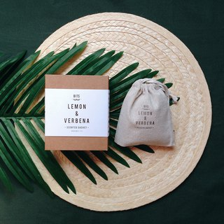 [BITS plant fragrance package] Lemon Verbena Lemon & Verbena