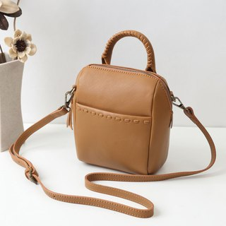 handmade leather  briefcase  purse bag  shoulder bag