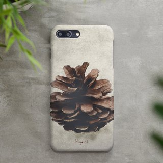 iphone case a Pine cones for iphone5s,6s,6s plus, 7,7+, 8, 8+,iphone x