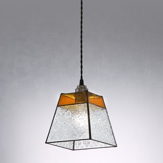 [Dust] years old ornaments vintage glass chandeliers PL-103