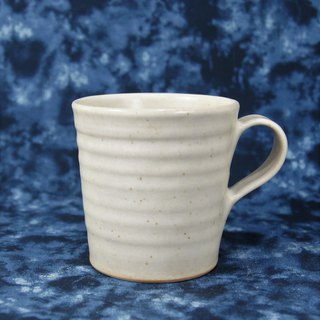White mug, coffee cup, teacup, cup, pig cup - capacity about 220ml