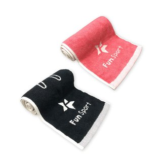 Fun Sport 15th Anniversary Towels 2 Sweating Towels