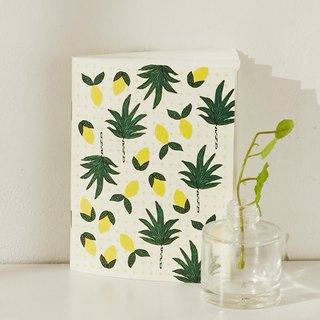 7321 Design BBH Project Portable Notebook - Lemon Tree, 73D73839