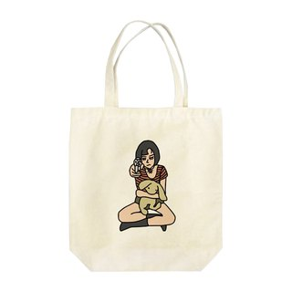 Mathilda #3 Tote Bag