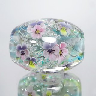 Viola Tonbonball Glass Ball