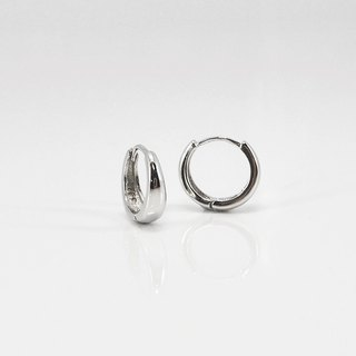 NO.60 CLASSIC STYLE EARRINGS Classic Basic Earrings - 925 Sterling Silver