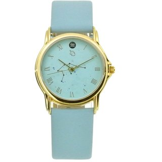 [CACTH] Pastel Fantasy Astrology Watch - Aquarius