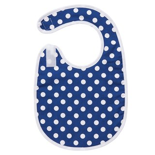 Blue little bibs / births gift birthday ceremony