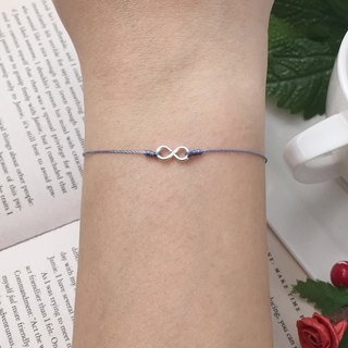 925 sterling silver infinite red line bracelet hand line hand rope infinite symbol love infinite marriage lucky