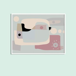 Face2- Original Illustration Decorative / without box