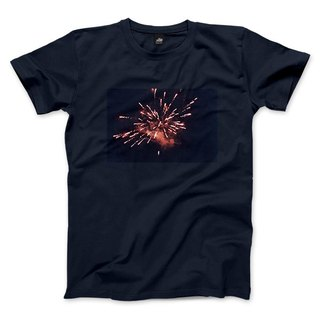 Fireworks - Navy - Neutral Edition T - shirt