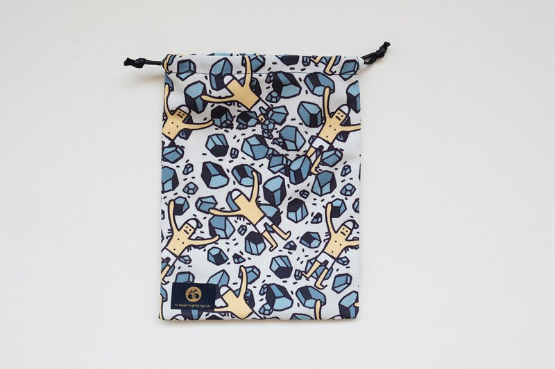 Drawstring Pocket Days-Large