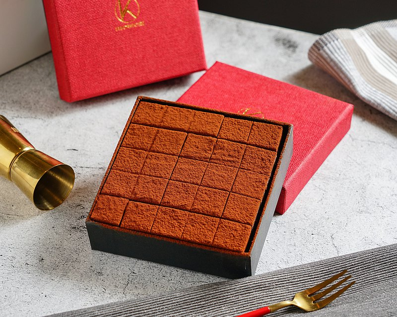 法國干邑白蘭地生巧克力 禮物 生日 情人節