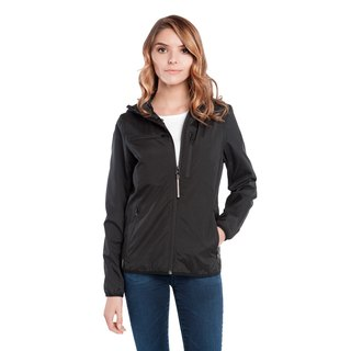 BAUBAX WINDBREAKER versatile windproof jacket type (female) - Black