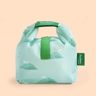 Good day | Pockeat green food bag (small food bag) - Yushan