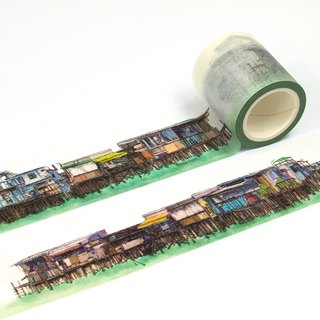 Hong Kong Masking Tape - Hong Kong Series - Tai O (S2016-014)
