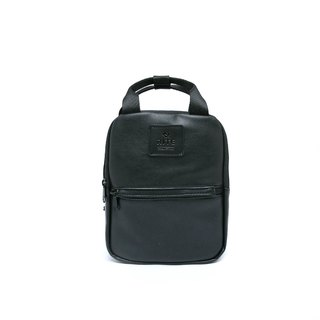 [RITE] Le Tour Series - Dual-use Mini Backpack - Leather Black