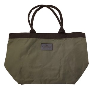 Tote bag (small). Brown