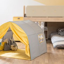 [iloom Yilun Home]] Children's play tent (gray yellow)