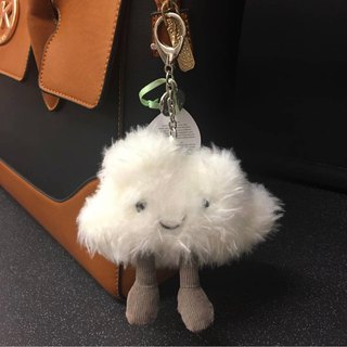 Jellycat Amuseables Cloud Bag Charm