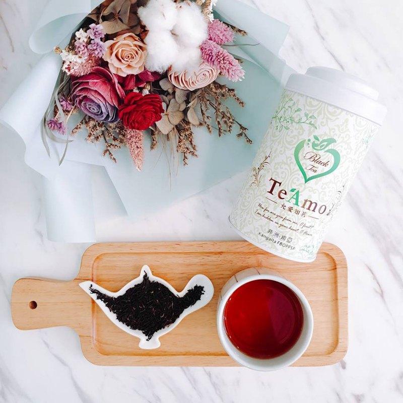 【紅茶專賣】茶葉~ 非洲肯亞紅茶  300g袋裝 / 150g罐裝