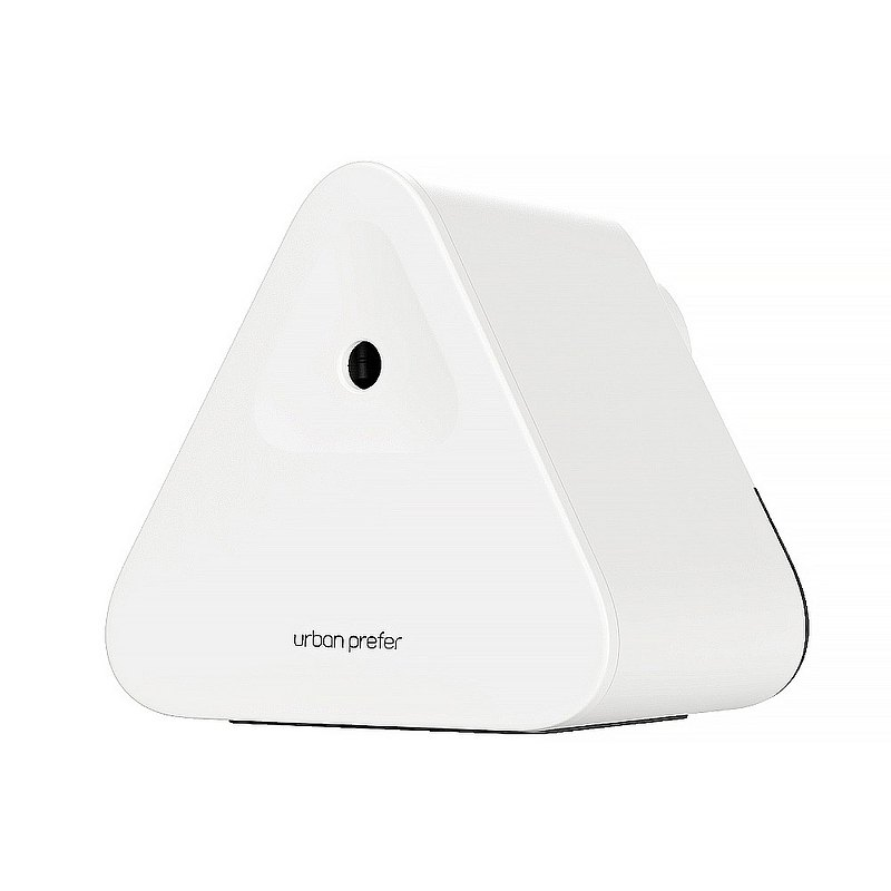 SUMO Triangle Pencil Sharpener - White