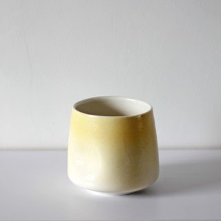 Handmade Porcelain Dimple Cup
