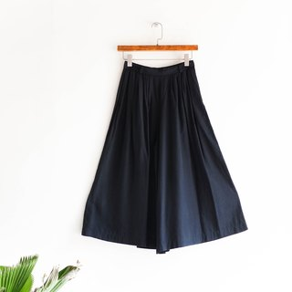 River Water Mountain - Classic Black Coolness Summer Sentimental Girl Cotton Antique Straight A Pants Japanese College Students Dresses vintage