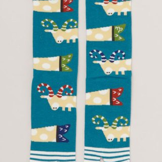 Pre-ordered constellation goat konjac two finger socks pouch 7JKP8110