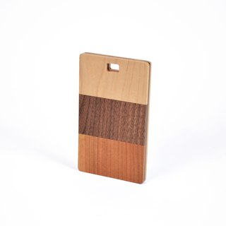 Card Holder/Maple