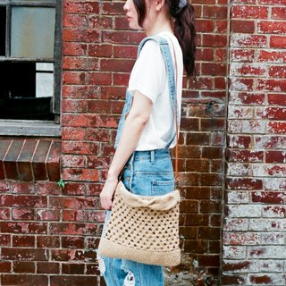 Bow small shoulder bag