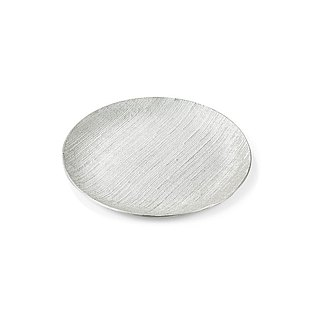 Pure tin small plate (cloth)