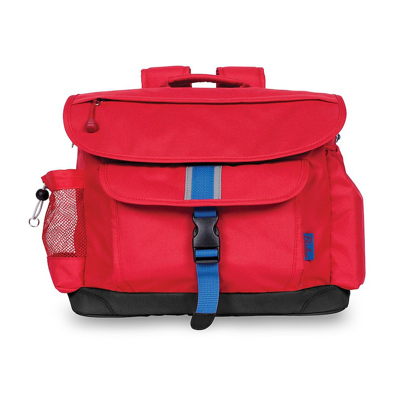Bixbee Signature Red Backpack