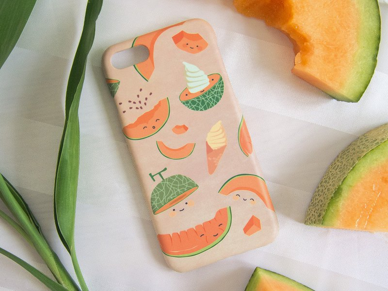 Melon iPhone case / Samsung Galaxy case 手機殼