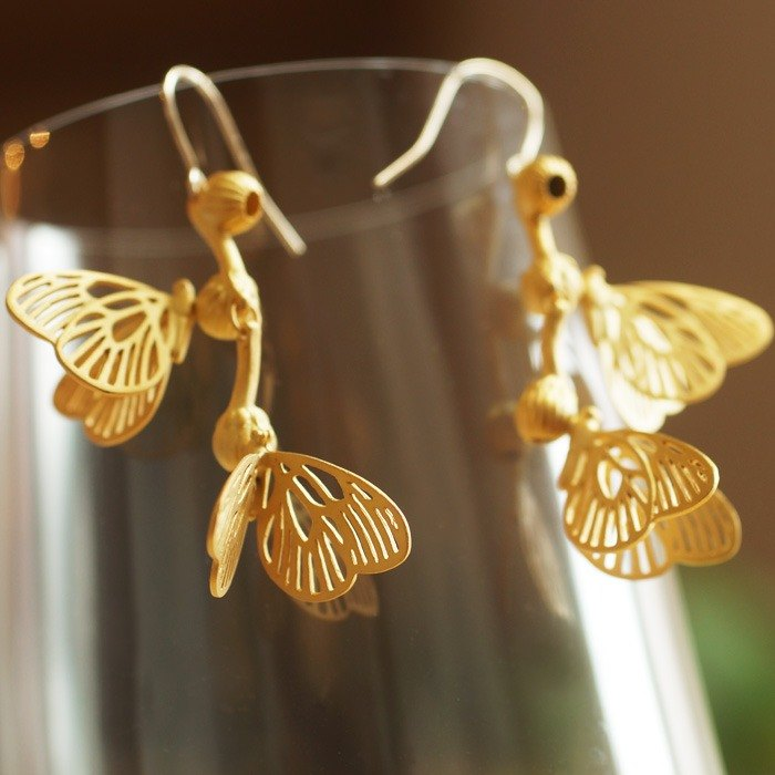 Marvelous earrings pair
