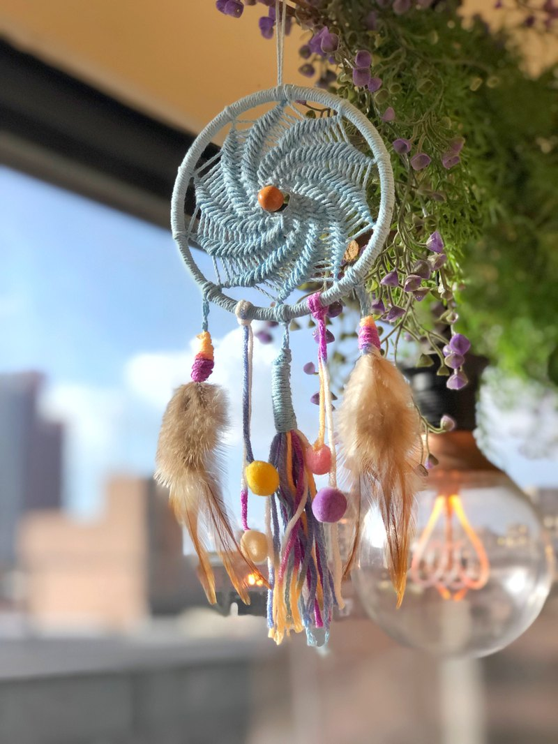 Soul Dreamcatcher Time and Space Jumping | Custom Handmade Ornaments Unique Healing Gifts Gifts