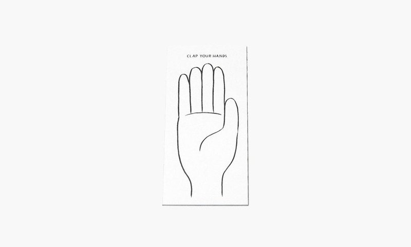 NORITAKE - CLAP YOUR HANDS NOTE