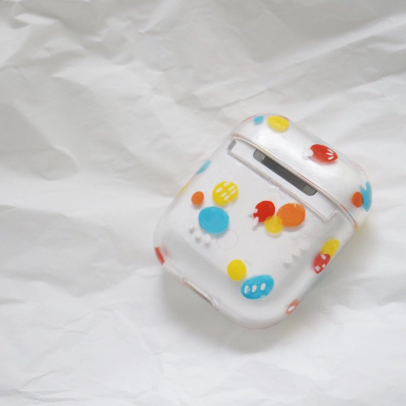 Cool Store AirPods Fruit Hard Candy Box Original Hand-painted Customized Headphone Case