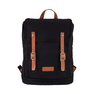 REBELLION Backpack _Black/Black