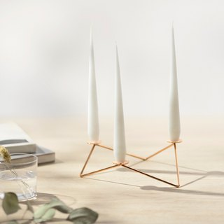 AVANI candle holder Copper