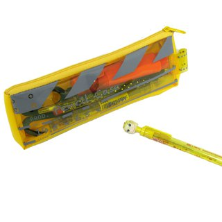 Director Clap Pencil Case - Yellow