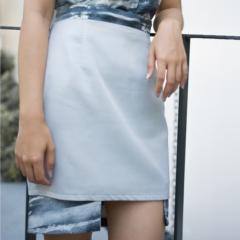 Trim Skirt (Size L)