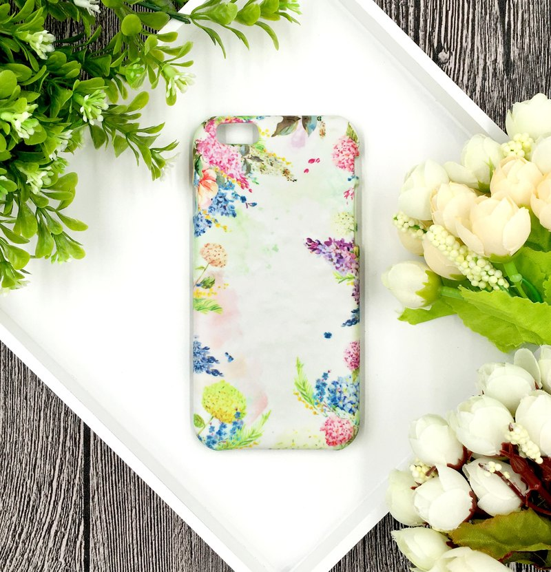 Hydrangea - iPhone / Android Samsung, OPPO, HTC, Sony original phone case / protective cover