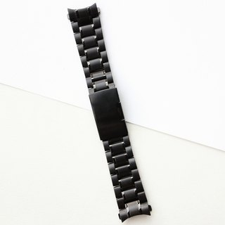 【PICONO】Stainless steel strap-Black